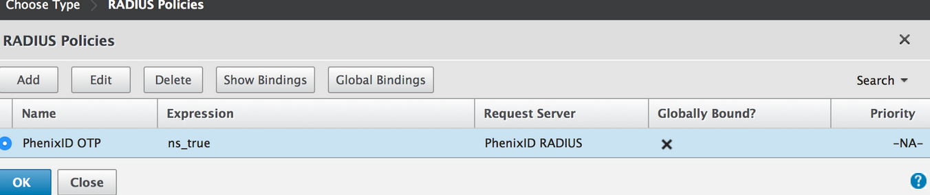 Step by Step – Citrix Netscaler – PhenixID Support